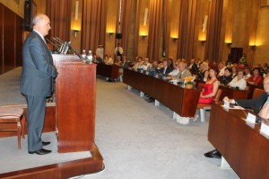 O aspektoch spolupráce: veľvyslanec SR v Srbsku Ján Varšo