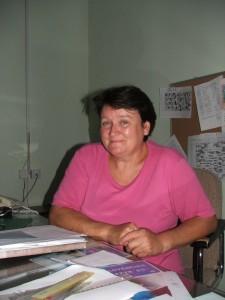Anna Gašparovićová