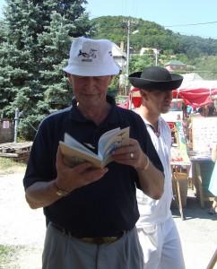 Igor Kovačovič si na Hontianskej paráde v Hrušove zalistoval aj v hlasľudovských vydaniach