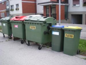 Odpad sa už dávno triedi