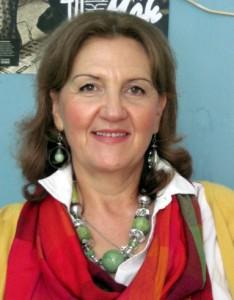 Snežana Milićová, spolupracovníčka Obecnej rady pre bezpečnosť v doprave