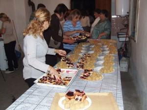 Slivkové špeciality – lepníky a buchty ako dezert