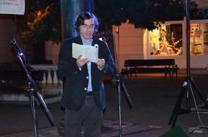 Mircea Cărtărescu, tohtoročný nositeľ ceny festivalu