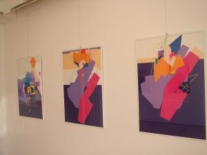 Tri práce Viktora Hulíka zo Slovenska v Malom výtvarnom salóne v Novom Sade