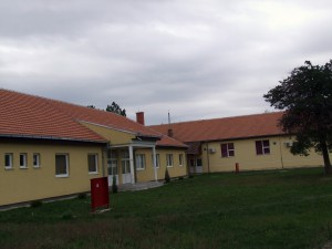 Mládežnícke stredisko v Hajdušici, miesto budúceho stretávania mladých zo Srbska, Česka, Slovenska a iných krajín regiónu