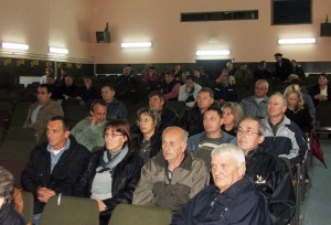 Občania so záujmom sledovali, čo sa v Kysáči robilo počas mandátu nového vedenia