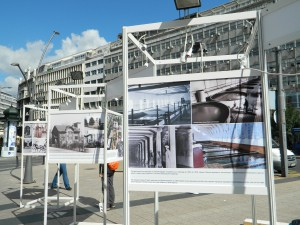 Z tematickej výstavy v Belehrade