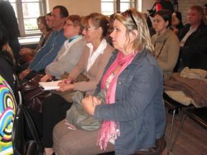 Medzi účastníkmi boli aj predstaviteľky petrovskej školy
