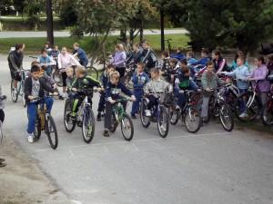 Najrýchlejší cyklisti z Padiny budú jazdiť aj v Novom Sade
