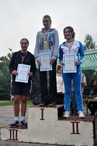 Simona (I), Melánia (II) a Alexandra (III) tohto roku boli najrýchlejšie