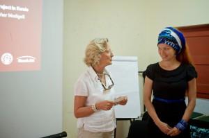 Dar od manželov Modigellovcov rozvojovému antimalnutričnému projektu Trnavskej univerzity v Kwale