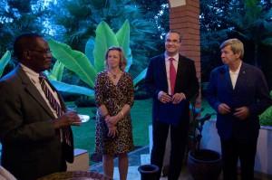 Ocenený Dr. Shadrack B.O. Ojwang hovorí o slovensko-kenskych vzťahoch